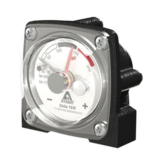 Индикаторы перепада давления - Delta 15R/L