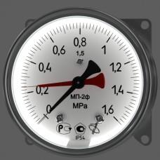 Железнодорожные манометры - МП-2ф LED