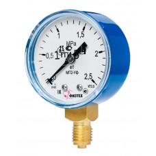 Манометры кислородные - Манометр кислородный МП2-Уф 50мм