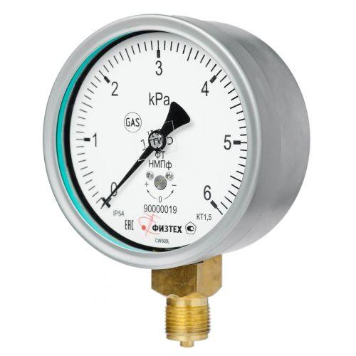 Давления газа - НМПф IP54 d 100