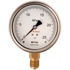 Точных измерений манометры - МП100Н-0,6