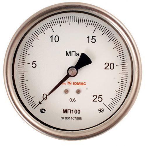 Точных измерений манометры - МП100Н/Т-0,6