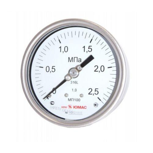 Точных измерений манометры - МП100НН/Т-0,6