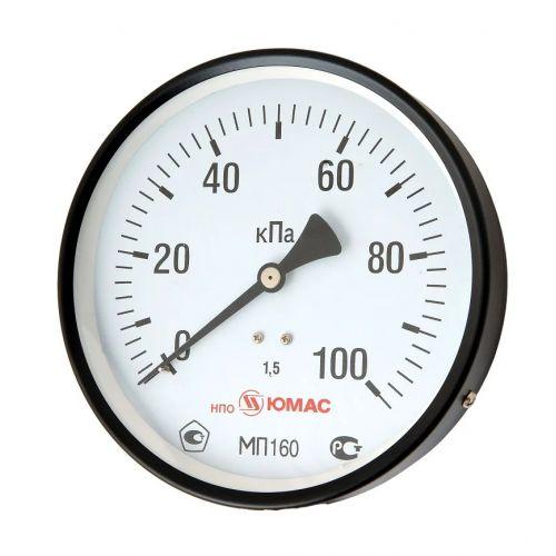 Технические манометры - МП160М/Т