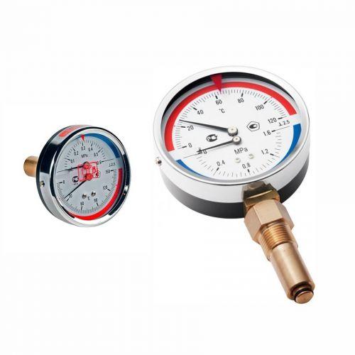 Термоманометры - ТМП-МП80/Т