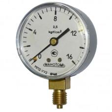 Технические вакуумметры - ВП2-У