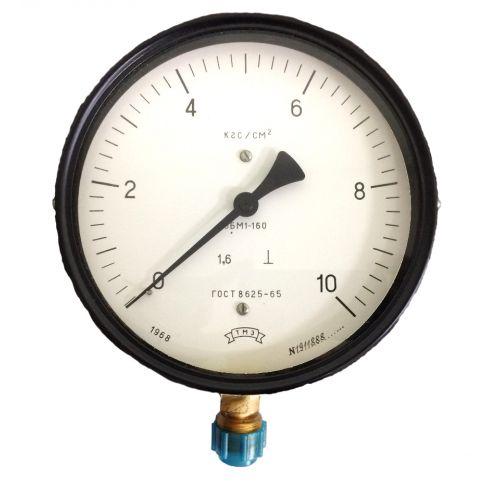 Технические мановакуумметры - ОБМВ-160