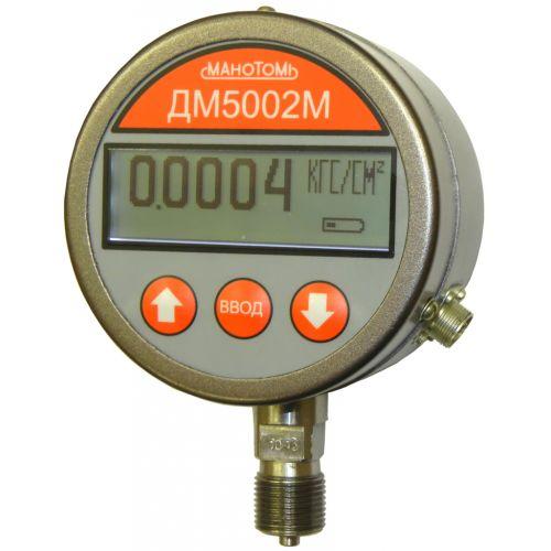 Цифровые манометры - ДМ5002М-ЖКИ