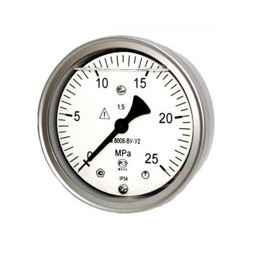 Виброустойчивые мановакуумметры - ДА8008-ВУ ОШ