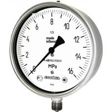 Коррозионностойкие мановакуумметры - МВ-4ВУКс