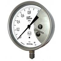 Коррозионностойкие вакуумметры - ВП4А-Кс (безопасный корпус)