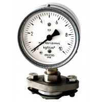 Виброустойчивые манометры - МТП-100/1-ВУМ