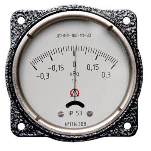 Тягонапоромеры - ДТНМП-100