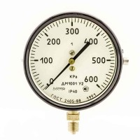 Технические мановакуумметры - ДА 1001
