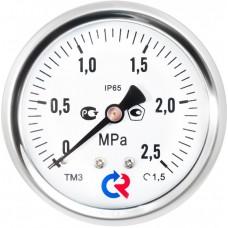 Коррозионностойкие мановакуумметры - ТМВ-321Т
