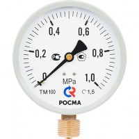 Технические манометры - ТМ-100 Росма