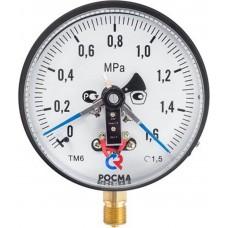 Электроконтактные мановакуумметры - ТМВ-610Р.05