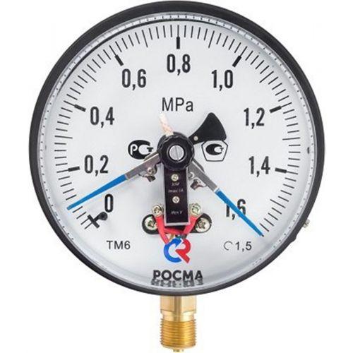 Электроконтактные манометры - ТМ-610Р.05