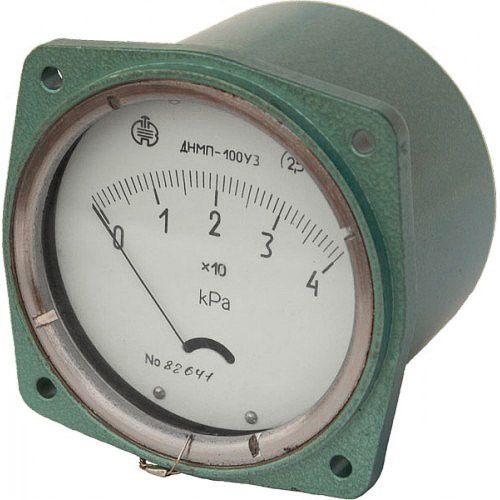 Дифференциальные манометры - ДНМП-100-М2