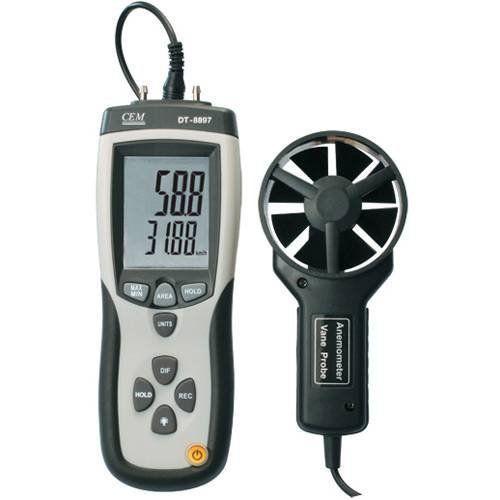Дифференциальные манометры - DT-8897