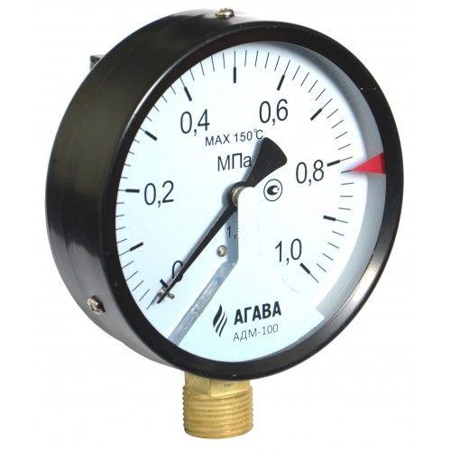 С электрическим выходным сигналом - АДМ-100.1