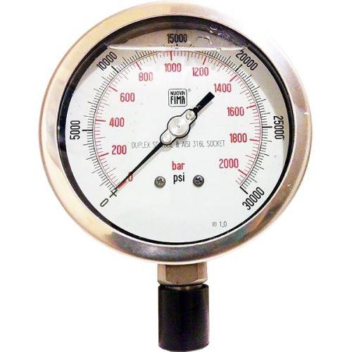 Сверхвысокое давление - MGS18