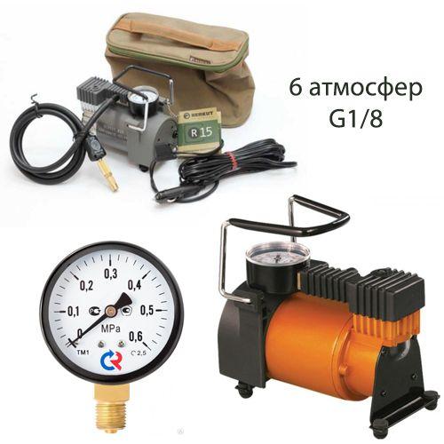 Шинные манометры - Манометр для компрессора