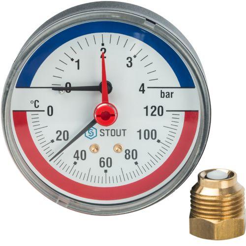 Термоманометры - SIM-0005-800415