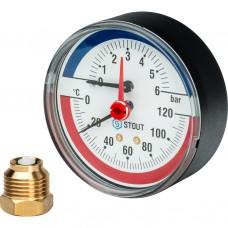 Термоманометры - SIM-0005-800615