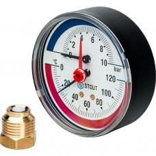 Термоманометры - SIM-0005-801015