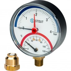 Термоманометры - SIM-0006-800415