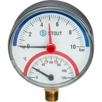 Термоманометры - SIM-0006-801015