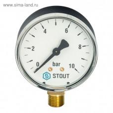 Технические манометры - SIM-0010-631008