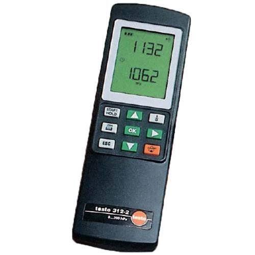 Дифференциальные манометры - Testo 312-2