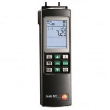 Дифференциальные манометры - Testo 521-3