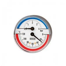Термоманометры - 100.02