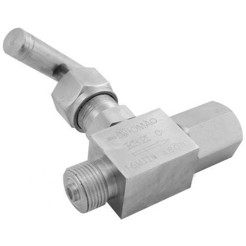 Игольчатые клапаны - КЗИ-16с-А