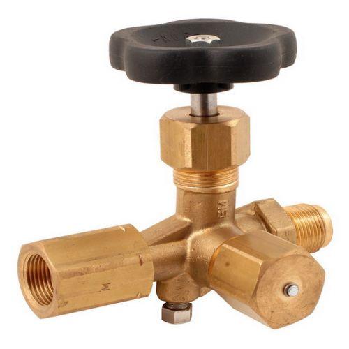 Игольчатые клапаны - КЗИМ-25л-В
