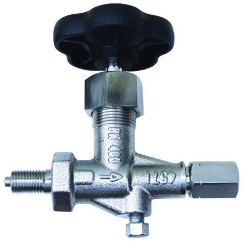 Игольчатые клапаны - КЗИС-40с-В