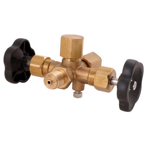 Игольчатые клапаны - КЗИТ-25л-В