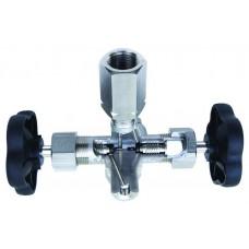 Игольчатые клапаны - КЗИТ-40с-А