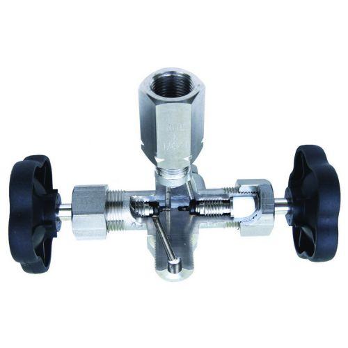 Игольчатые клапаны - КЗИТ-60н-В