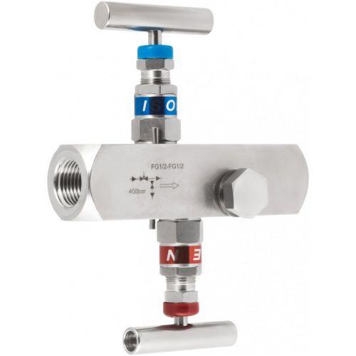 Игольчатые клапаны - SS-2R