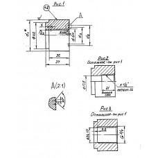 Закладные конструкции - ЗК4-1-24-95 (Бобышка)