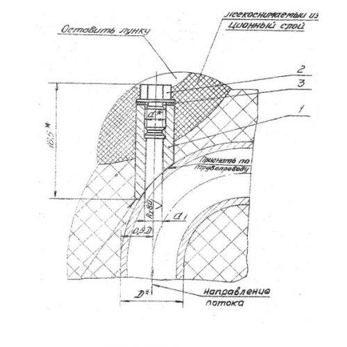 Закладные конструкции - ЗК4-6-75 (Бобышка)