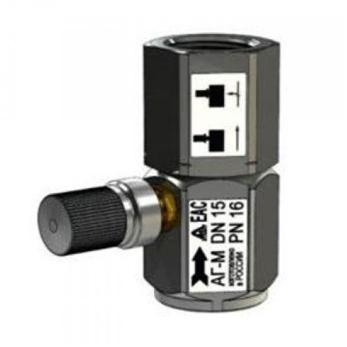 Кнопочные клапаны - АГ-М