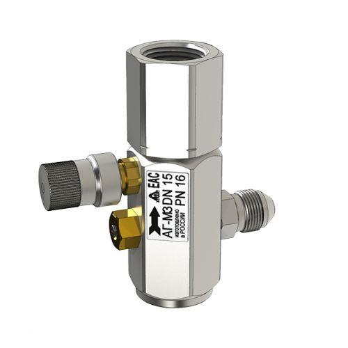 Кнопочные клапаны - АГ-М3