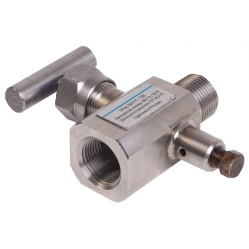 Одновентильные клапанные блоки - БКН1-15