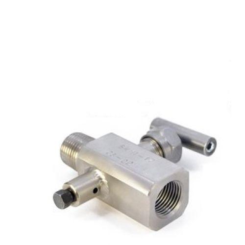 Одновентильные клапанные блоки - БКН1-32