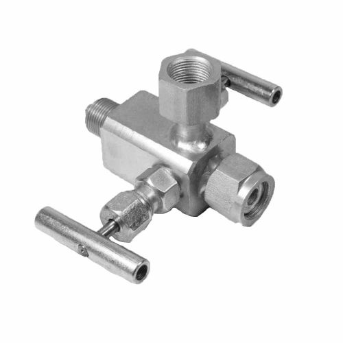 Двухвентильные клапанные блоки - БКН2-52